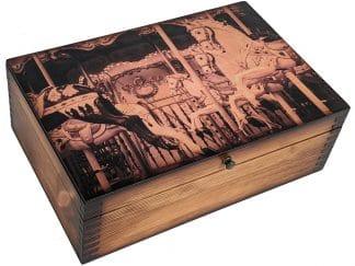 Carousel Horse Memory Box