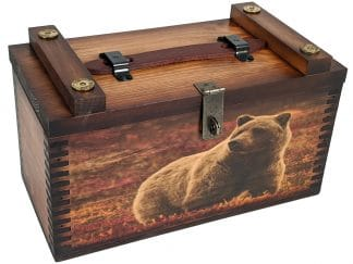 Grizzly Bear Shooters Box