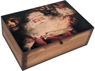 Santa Claus Magic Memory Box