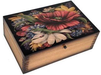 Folk Art Flower Decor