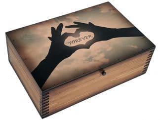 Forever Love Memory Box