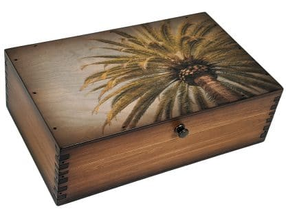 Palm Tree Medium Box
