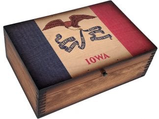 Iowa State Flag Gifts