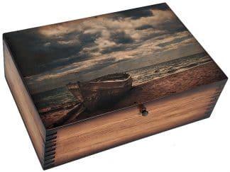 Shipwreck Memory Box Ocean Gifts