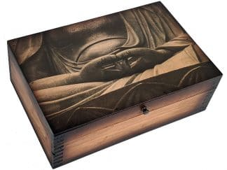 Buddhist mediation memory box