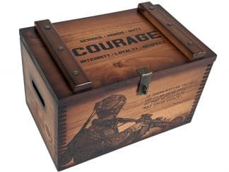 US Military Values Ammo Box