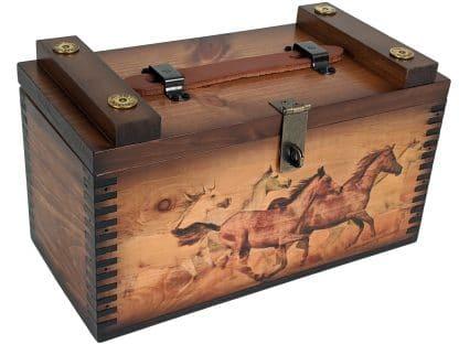 Wild Horses Shooters Box