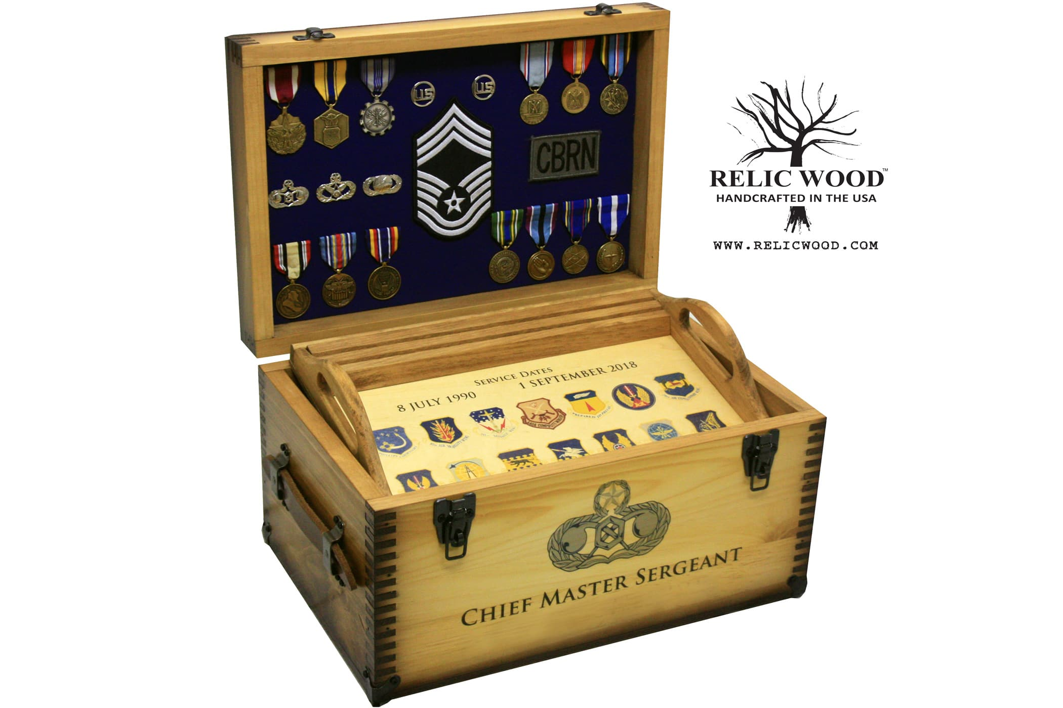 Going Away Gifts For Military Personnel Handcrafted In America Relic Wood
