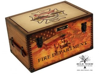 Custom Firefighter Gifts