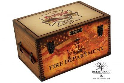 Custom Firefighter Gifts
