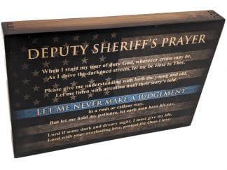 Deputy Sheriff Wall Art