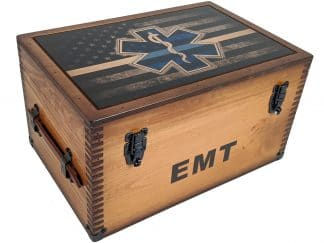 EMT Star of Life Keepsake