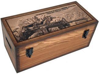 Marine Corps Deadliest Weapon Storage Box