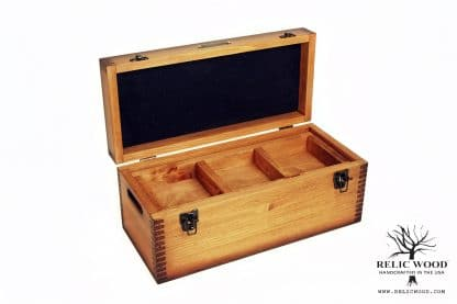 Plain Wood Boxes