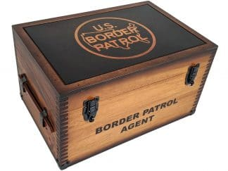 US Border Patrol Agent Retirement Gifts