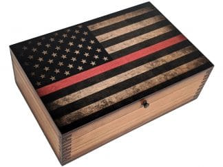 Firefighter Gift Thin Red Line
