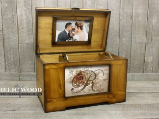 Custom Wedding Trunk