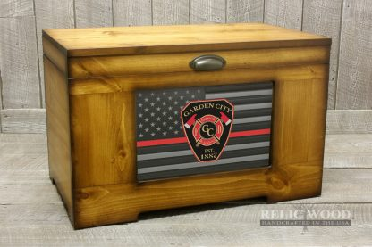 Firefighter Retirement Trunk