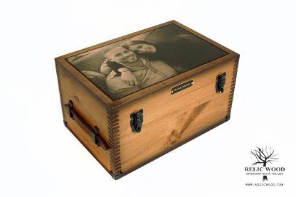 Custom Sweetheart Keepsake Box