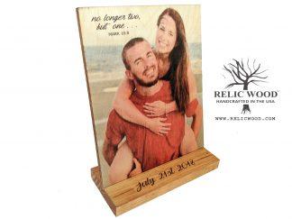 Custom Photo Stand