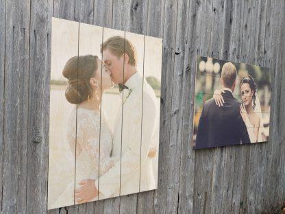 Wedding Pallet Sign Gift