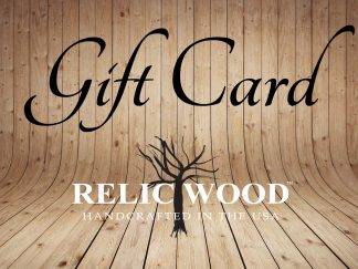 Relic Wood Gift Card