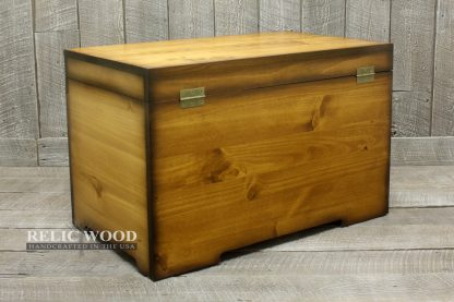 wooden trunk custom