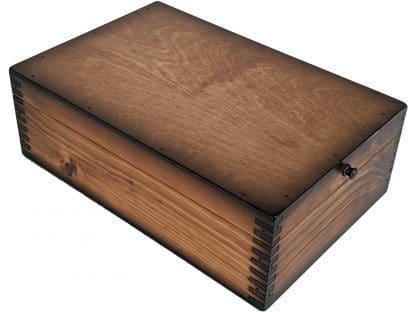 Plain Vertical Style Memory Box