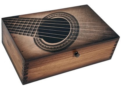 Acoustic Guitar Medium Box