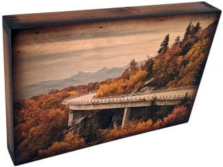 Blue Ridge Parkway Viaduct Art