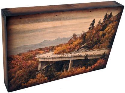 Blue Ridge Parkway Viaduct Art