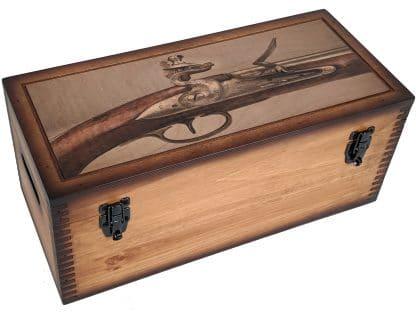 FLintlock Pistol Vintage Decor