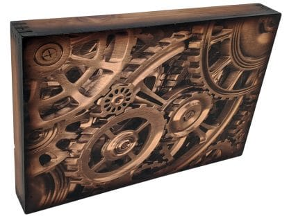 Gears Wall Art