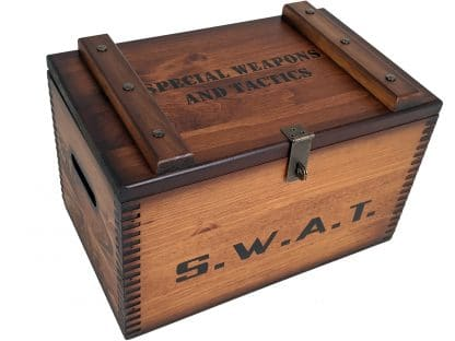 SWAT Team Ammo Box