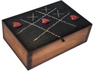 Tic Tac Love Memory Box