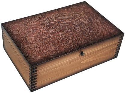 Tool Print Memory Box