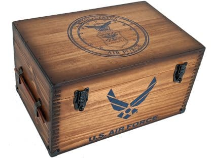 United States Air Force Keepsake Box