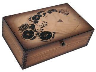 Vintage Poker Medium Box