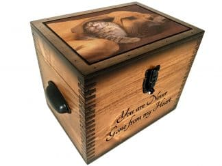 Pet Cremation Box